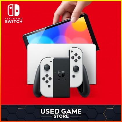 [PRE-ORDER] Nintendo Switch OLED - 1 Year Maxsoft Warranty [ETA: 08.10.2021]